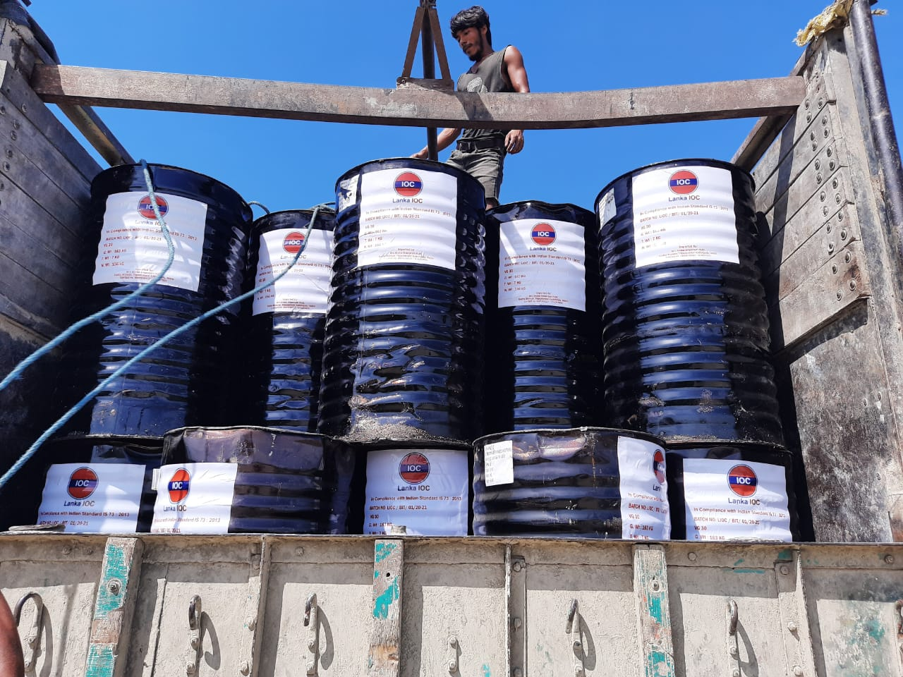 Bitumen Nepal