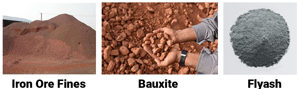 Iron Ores Fines, Mineral Bauxite & Thermal Plant Flyash